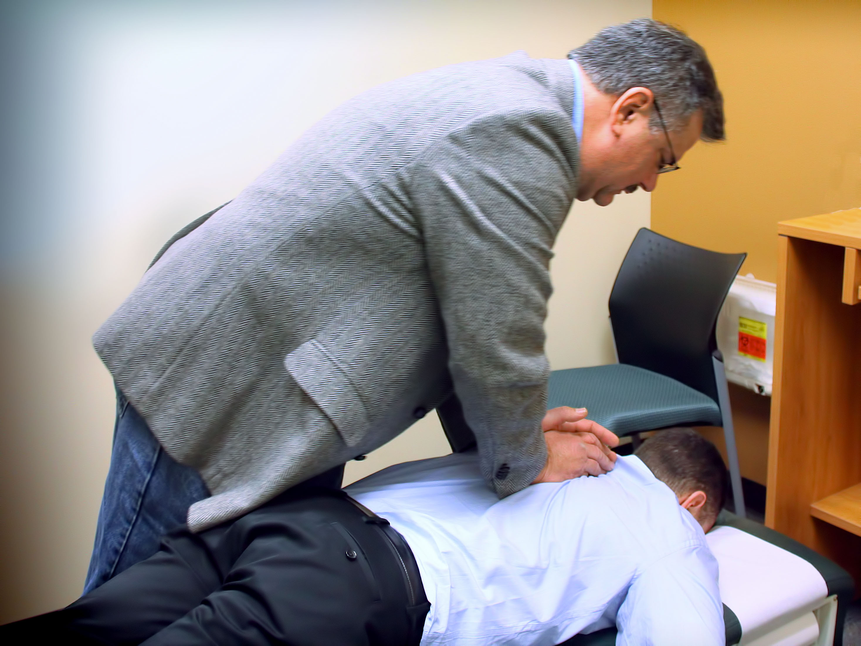 the difference between physical therapy and chiropractic - park