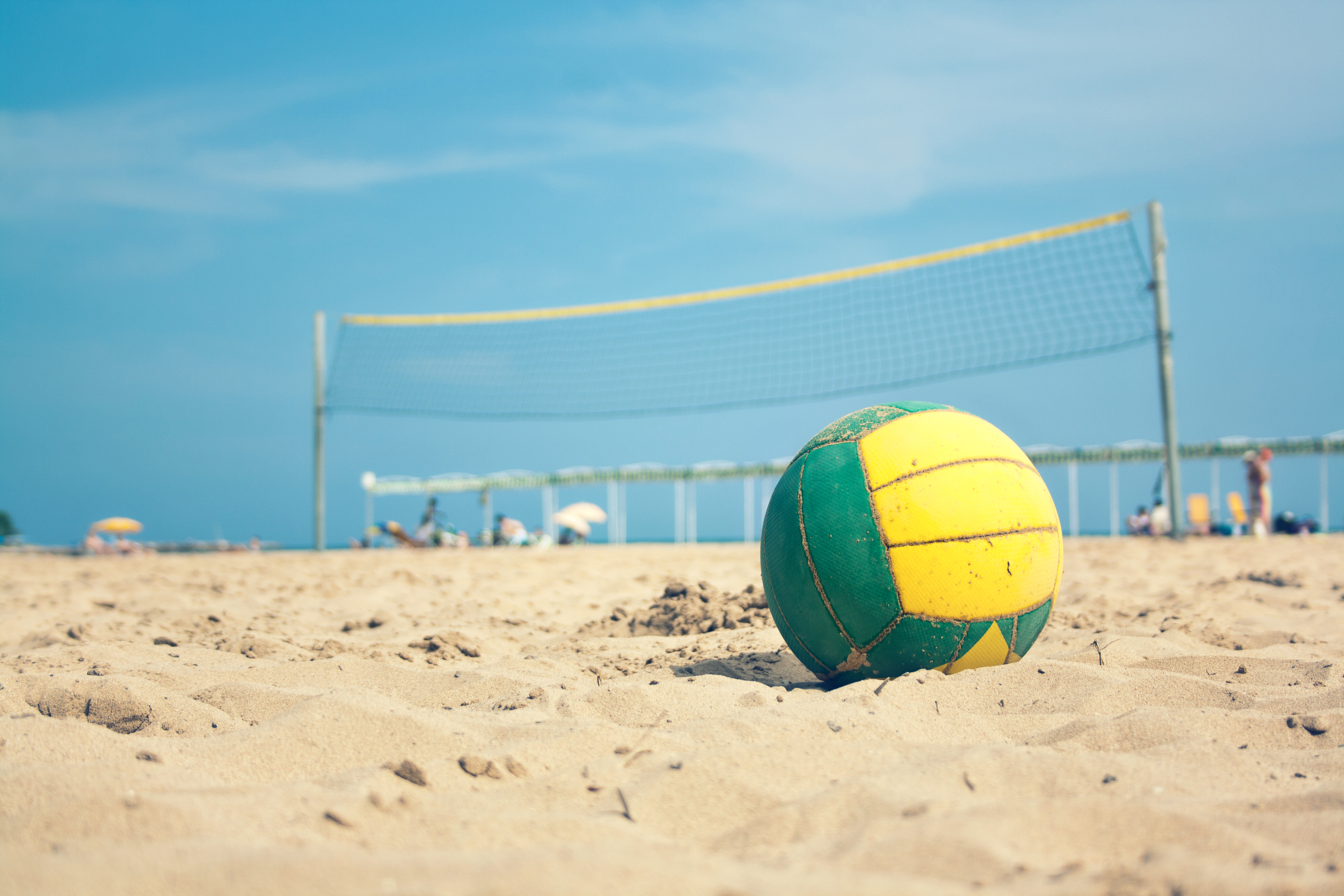 5dae1f072c8 Warm Ups for Beach Volleyball - Park Physical Therapy